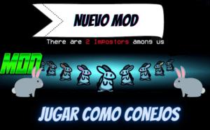 Mod de Conejos Among Us [Bájalo YA] 2