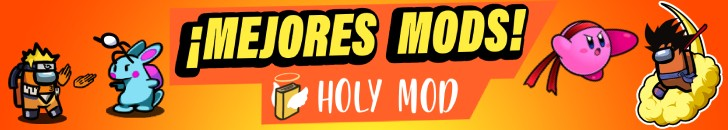 mejores mods holymod